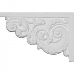 Ekena Millwork Polyurethane Onlays Type 150317731 Moldings & Millwork Onlays in Canada