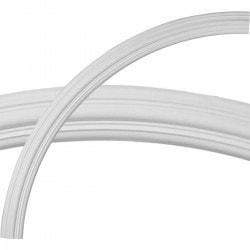 Ekena Millwork Decorative Ceiling Rings Model 150273851 Ceiling Rings