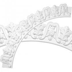 Ekena Millwork - Decorative Ceiling Rings
