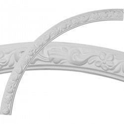 Ekena Millwork Decorative Ceiling Rings Model 150273601 Ceiling Rings