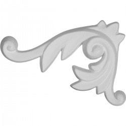 Ekena Millwork Polyurethane Onlays Model 150314761 Moldings & Millwork Onlays