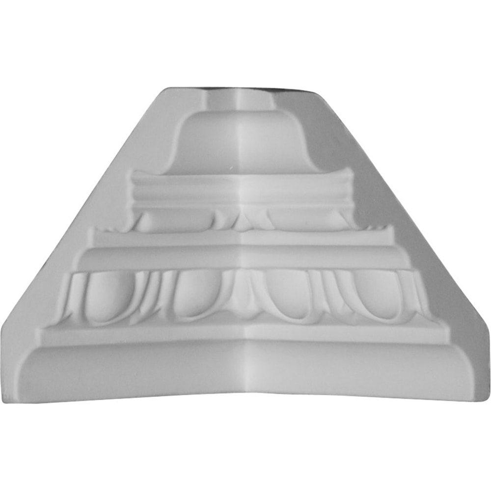 Ekena Millwork Polyurethane Crown Moldings Inside Corner