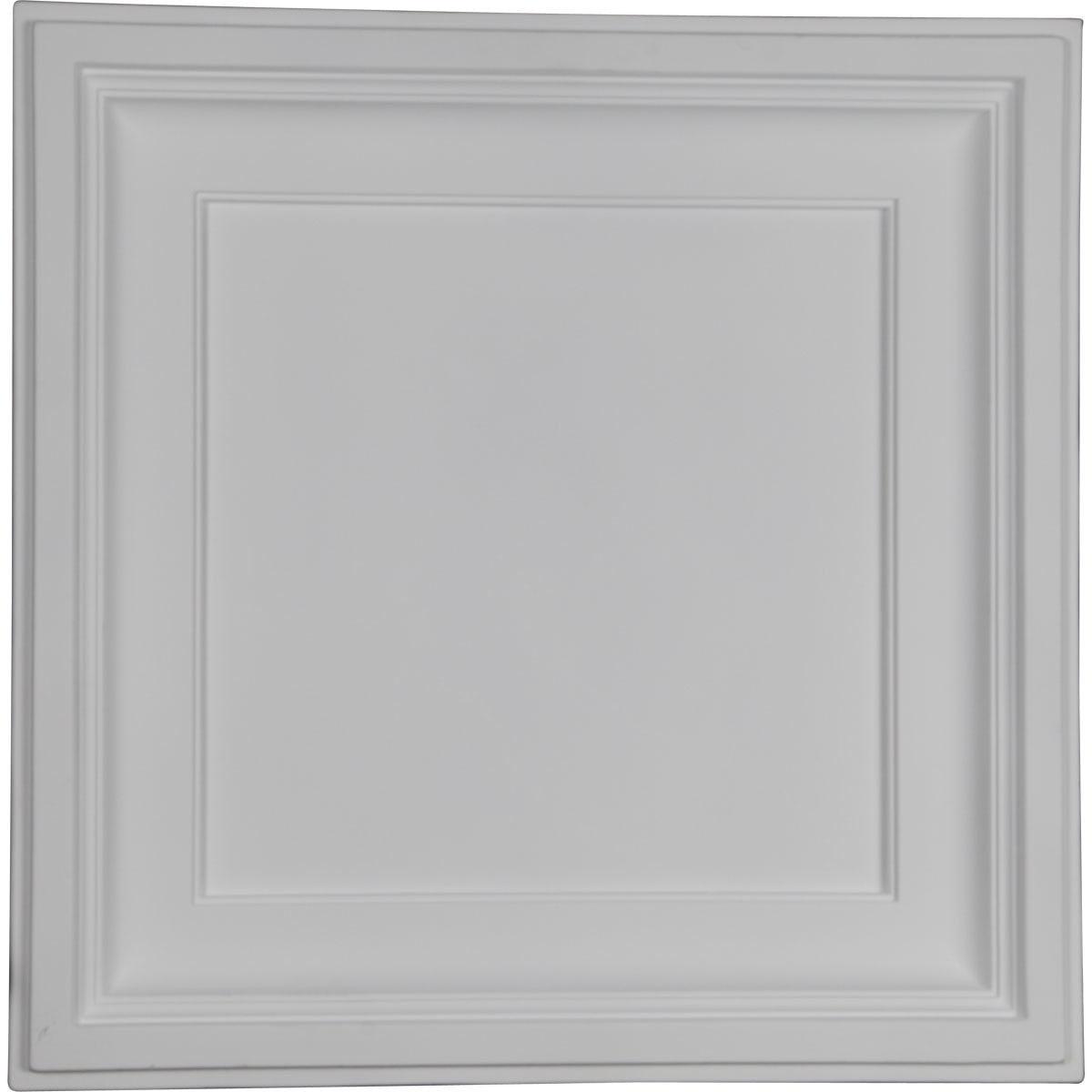 Ekena Millwork - Decorative Polyurethane Ceiling Tiles 150323951