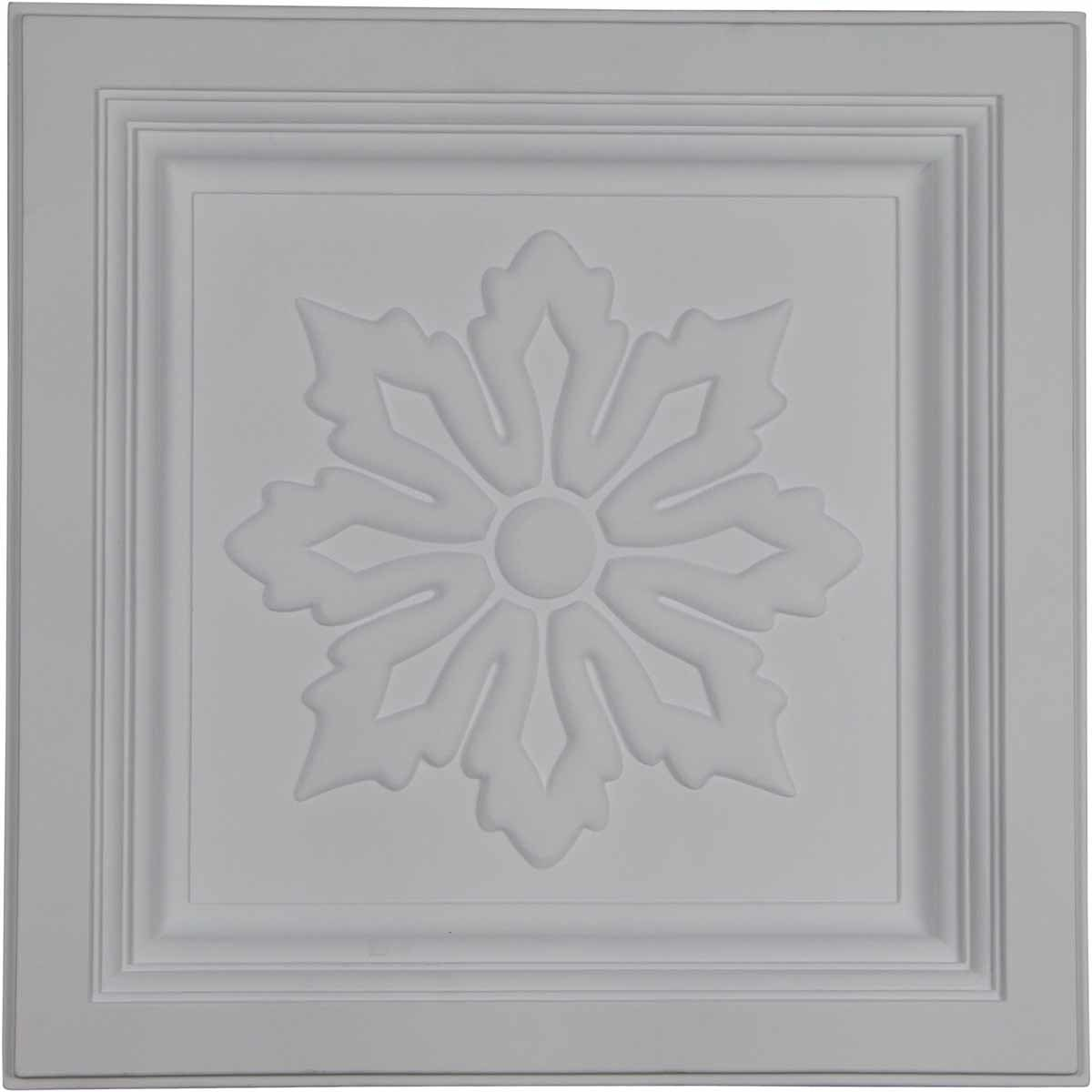 Ekena Millwork - Decorative Polyurethane Ceiling Tiles 150323881