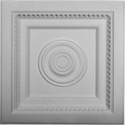 Ekena Millwork Decorative Polyurethane Ceiling Tiles Model 150323811 Ceiling Tiles