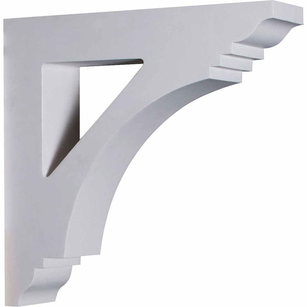 Ekena millwork decorative polyurethane corbels imperial for Architectural corbels and brackets