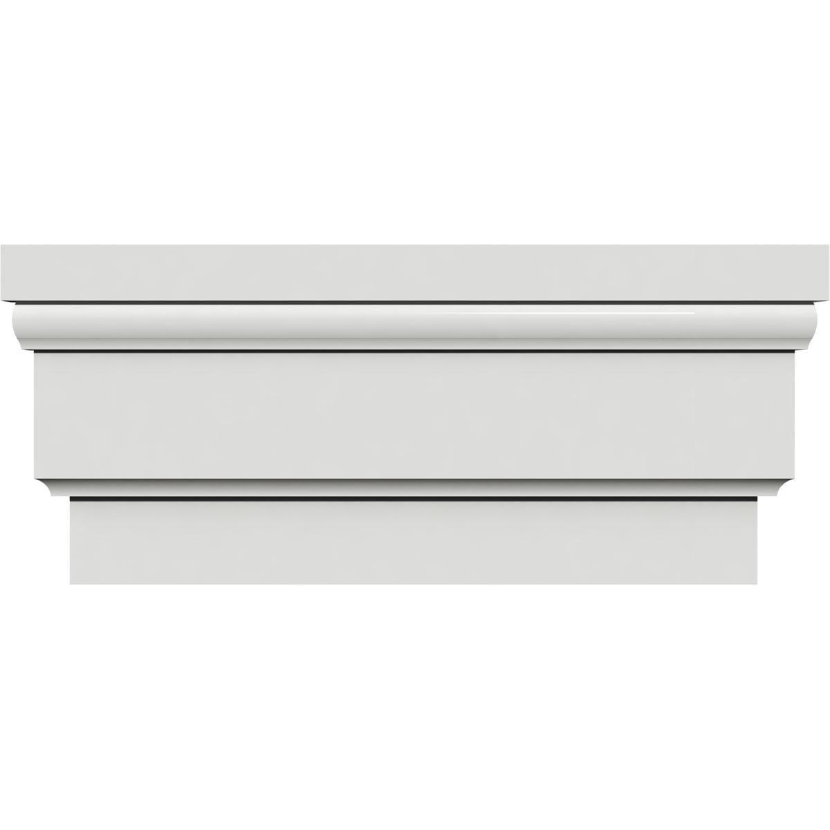 "Ekena Millwork - Standard Crosshead  12 7/8""H x 1 1/4""P 150643851"
