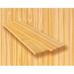 PerennialWood Siding & Trim Premium Modified Southern Yellow Pine Model 151367551 Wood Siding
