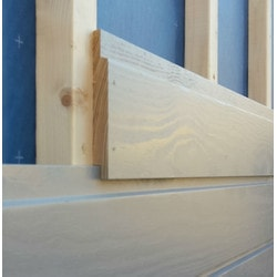 PerennialWood Siding & Trim Premium Modified Southern Yellow Pine Model 151398351 Wood Siding