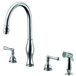 Dawn Faucets Model 151780391 Kitchen Faucets