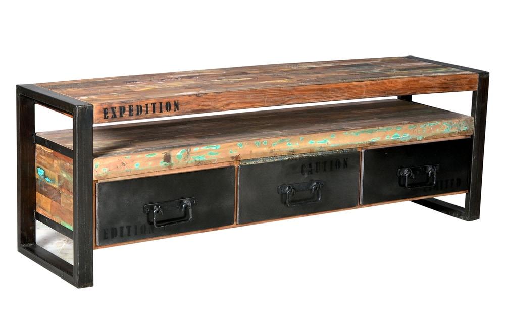 CDI Furniture Teak COLLECTION Industrial look 1