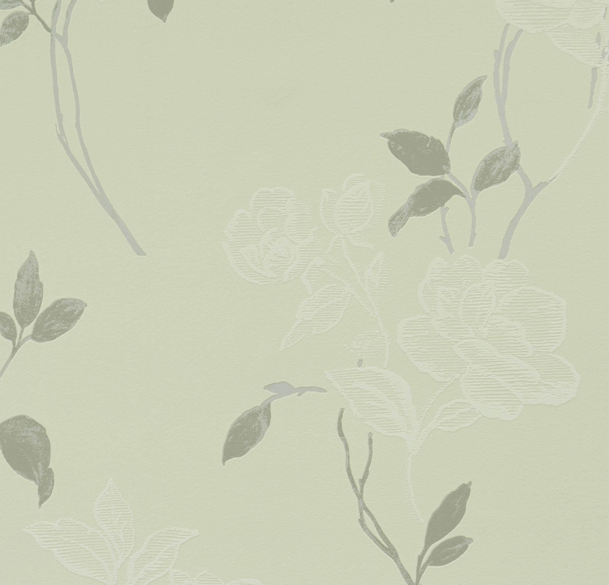 Walls Republic Playful Vintage Floral Wallpaper Akin2 Com