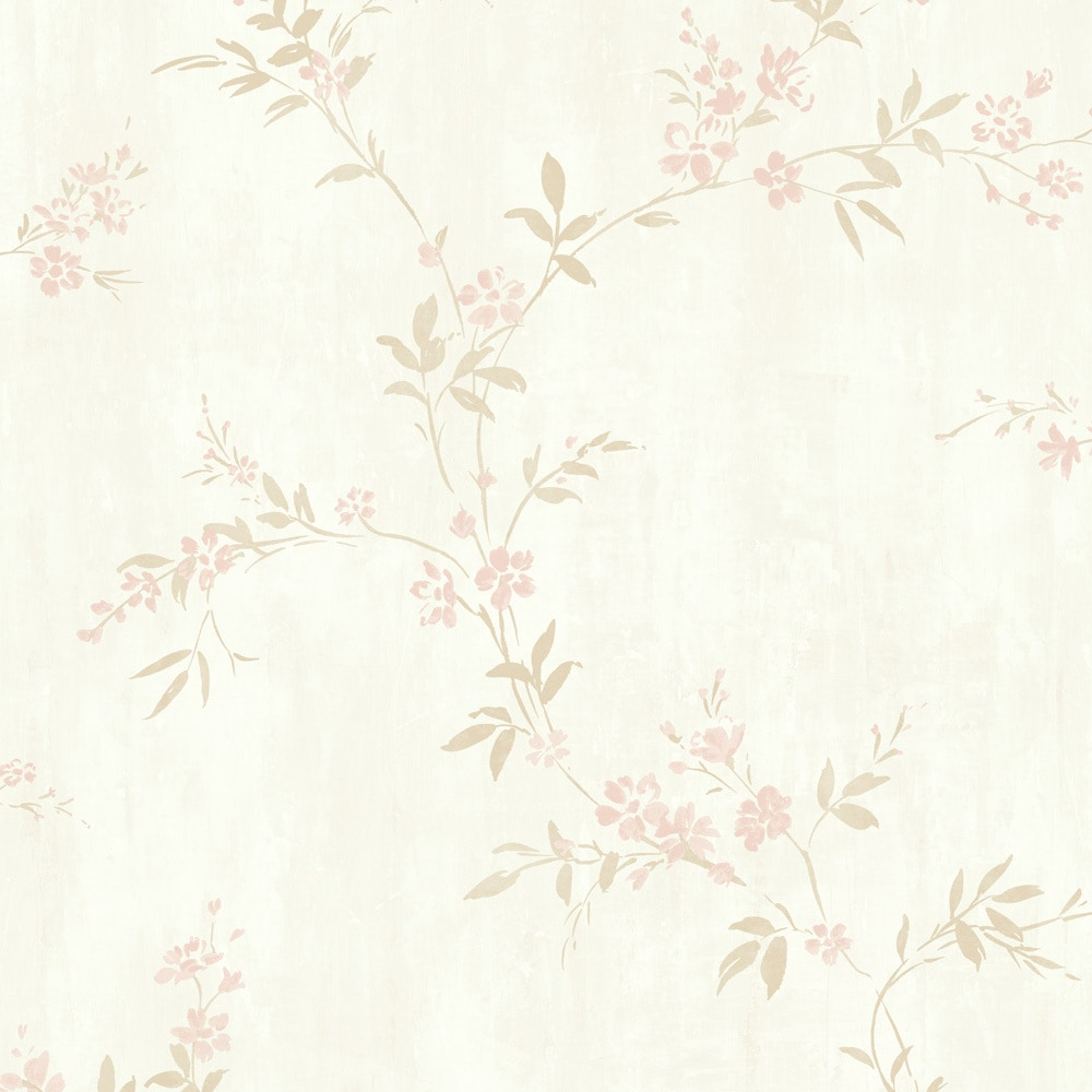 Walls Republic Floral Traditional Classic Metallic Modest