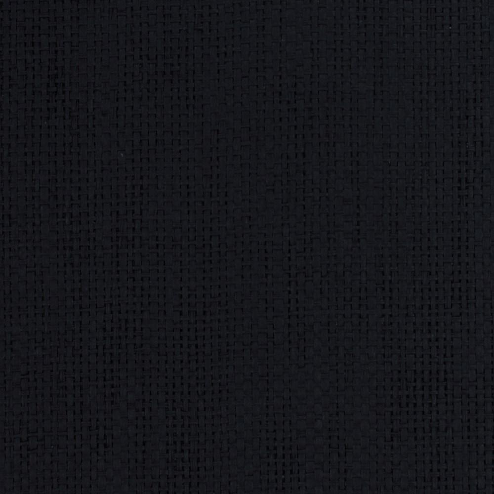 Walls Republic Midnight Black Grasscloth Wallpaper Akin2 Com