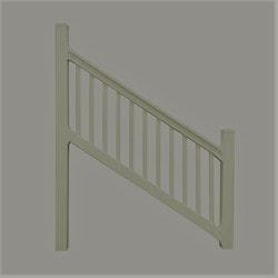Vinyl Fence Wholesaler Deck Railings Model 151809121 Deck Railings