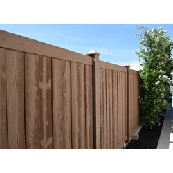 Ashland Privacy Fence Fencing Ashland Privacy Fence Panel Simulated Wood Privacy Fence Model 151887711 Landscape Fences