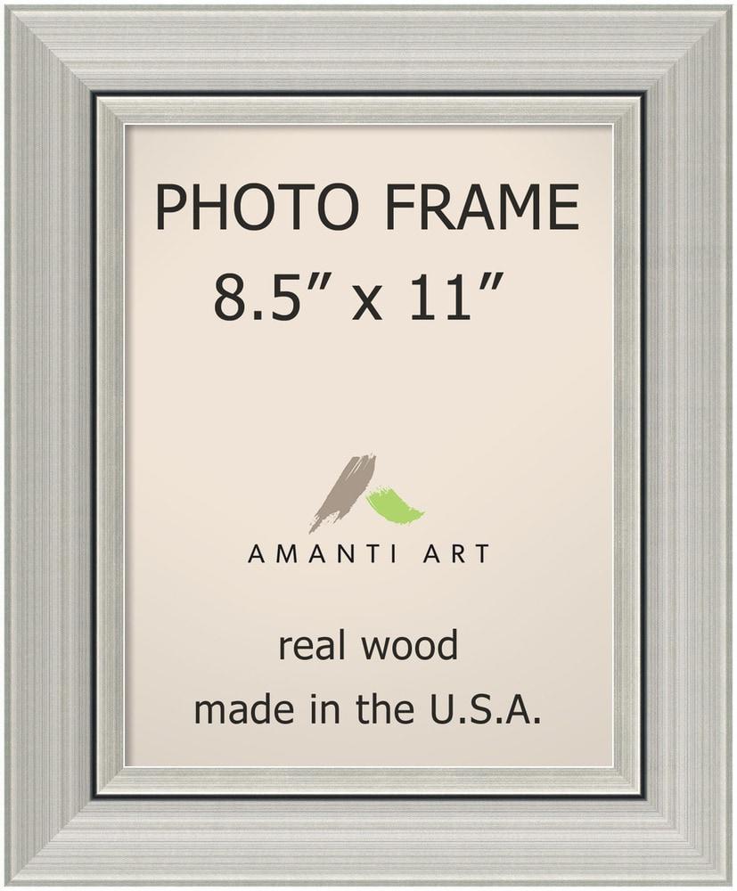Amanti art romano silver picture outer size for 12x15 calculator