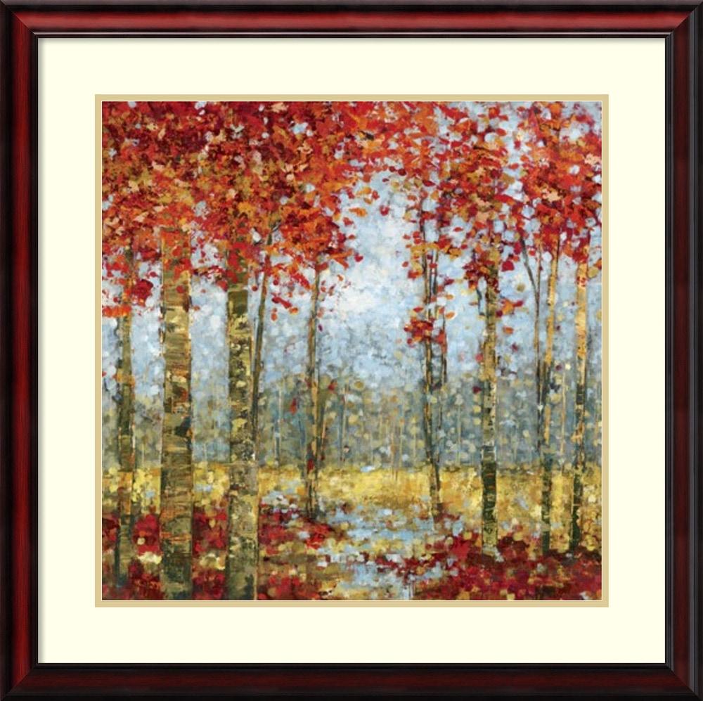 Amanti Art Carmen Dolce 39 Into The Light Ii 39 Framed Art Print 33 X 33 Inch Framed Art Print
