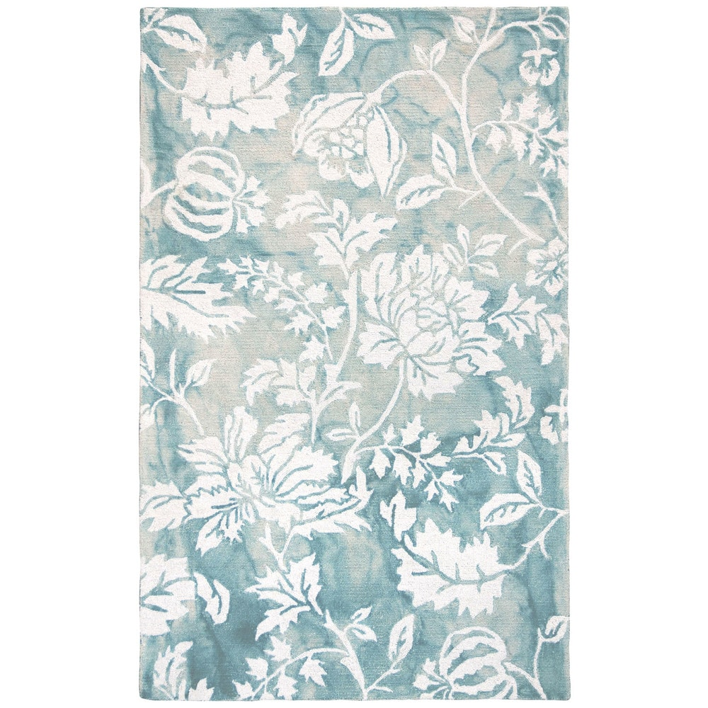 Maneck Jadu Collection 'Floral' Indoor Rug Floral
