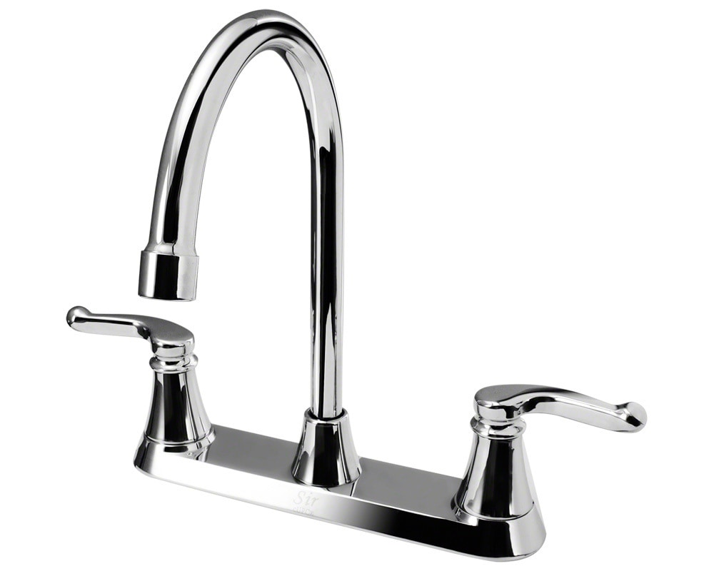 Sir Faucet Kitchen Faucets Modern Chrome 7142 C