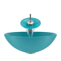 Polaris Sinks Glass Ensemble Type 150960691 Bathroom Sinks in Canada