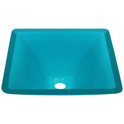 Polaris Sinks Glass Sinks Model 150947721 Bathroom Sinks