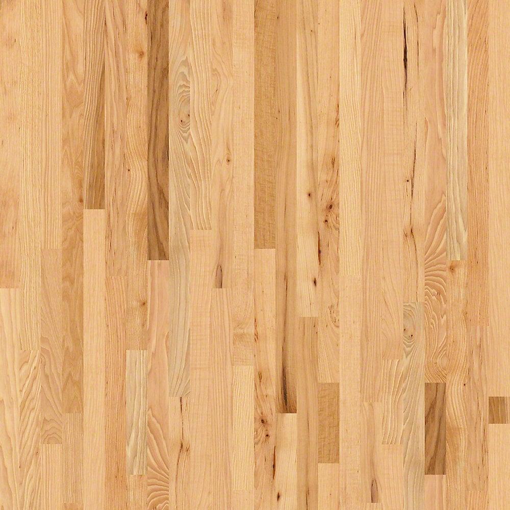 Shaw Floors Solid Hardwood Flooring - Rustic Hickory ...