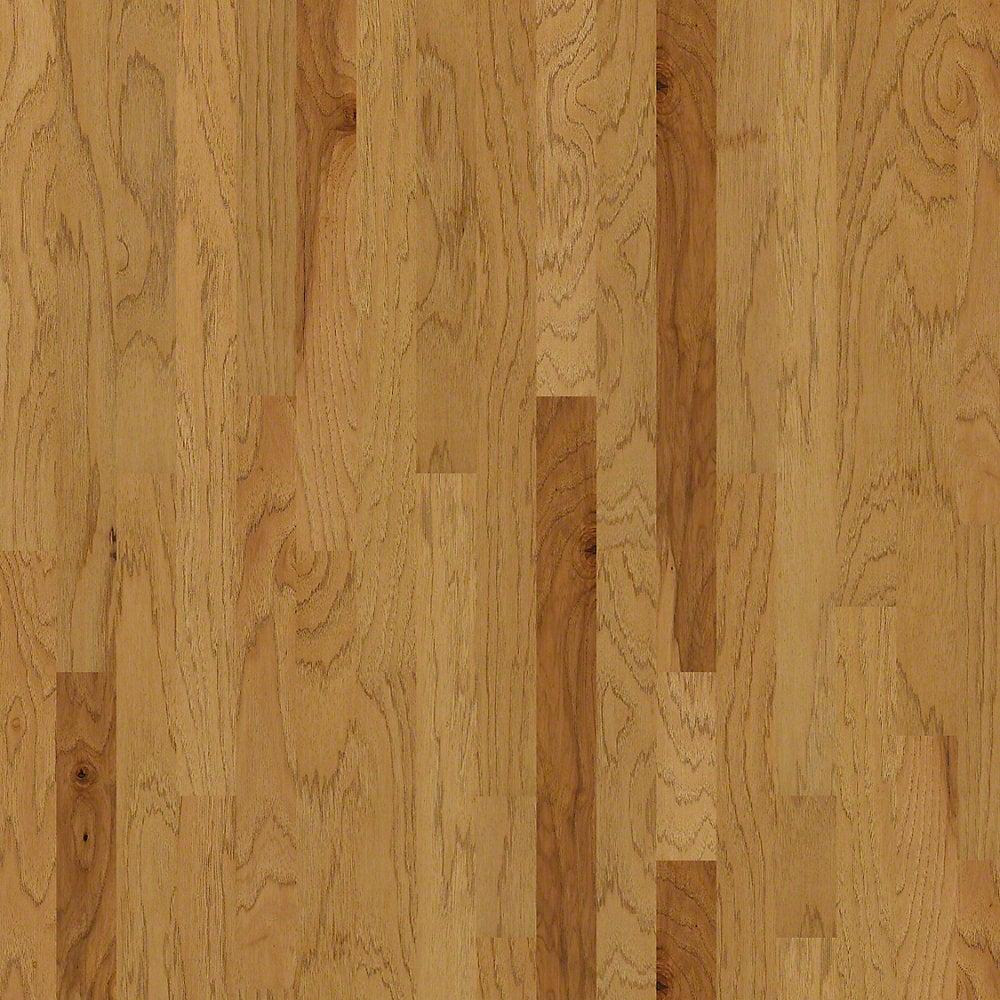 Shaw floors baywood hickory epic engineered 3 1 4 for Shaw hardwood flooring