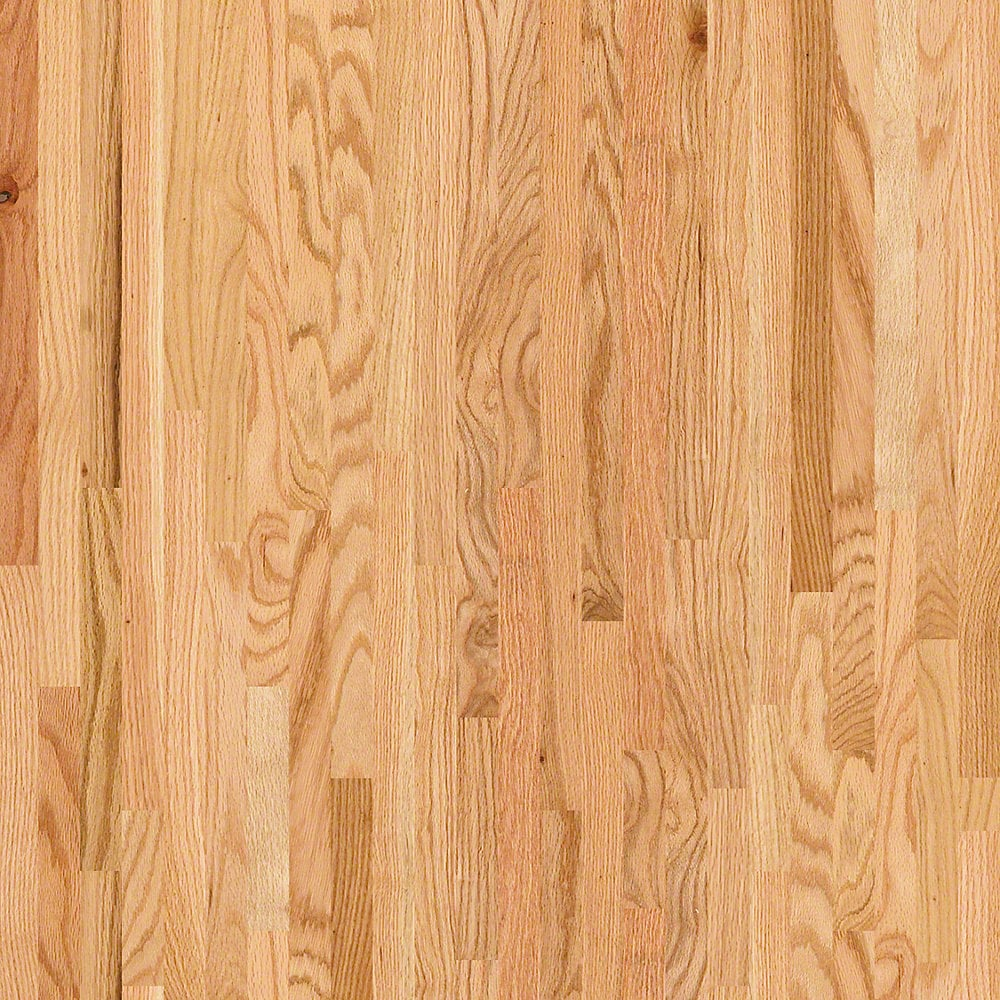 Shaw floors solid hardwood flooring plantation oak for Natural oak wood flooring