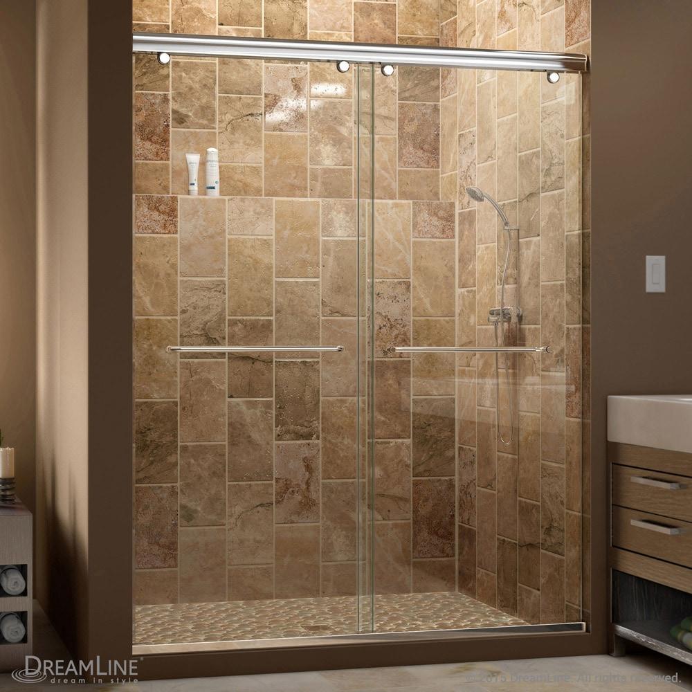 Dreamline Charisma Sliding Shower Door 56 60 Quot Wx76 Quot H