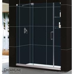 "DreamLine Mirage Frameless Sliding Door & SlimLine 30""x60"" Shower Base Type 151278211 Shower Enclosures in Canada"