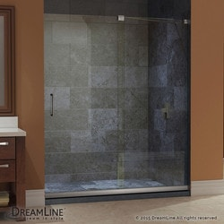 "DreamLine Mirage Frameless Sliding Door & SlimLine 30""x60"" Shower Base II Type 151278581 Shower Enclosures in Canada"
