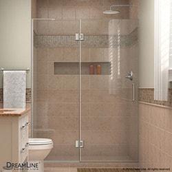 """DreamLine Unidoor X 53"""" W x 72"""" H Hinged Shower Door Type 151385641 Shower Doors in Canada"""