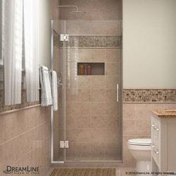 """DreamLine Unidoor X 35"""" W x 72"""" H Hinged Shower Door Type 151385391 Shower Doors in Canada"""