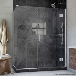 "DreamLine Unidoor X 47 5""W x 34 375""D x 72""H Hinged Shower Enclosure Type 151059821 Shower Enclosures in Canada"
