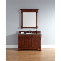 James Martin Furniture Brookfield Model 150564791 Bathroom Vanities