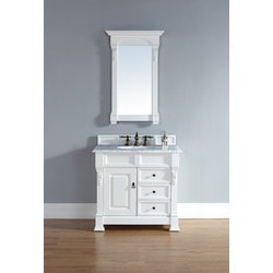James Martin Furniture Brookfield Model 150565571 Bathroom Vanities