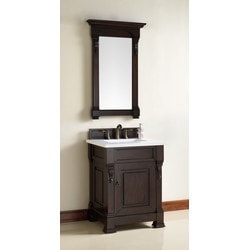 James Martin Furniture Brookfield Model 150567001 Bathroom Vanities
