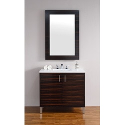 James Martin Furniture Metropolitan Model 150570411 Bathroom Vanities