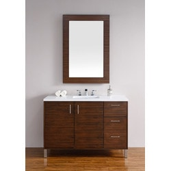 James Martin Furniture Metropolitan Model 150570521 Bathroom Vanities