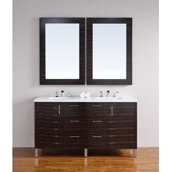James Martin Furniture Metropolitan Model 150570841 Bathroom Vanities