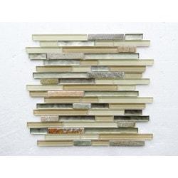 PALMARY Bliss Series Model 150768851 Kitchen Glass Mosaics