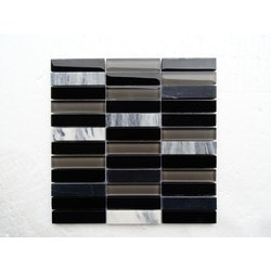 PALMARY Silk Series Model 150768821 Kitchen Glass Mosaics