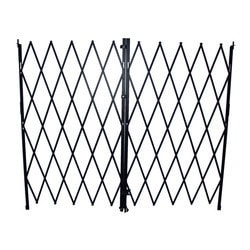 Wholesale Gate Company Steel Folding Security Gates Model 151564681 Landscape Fences