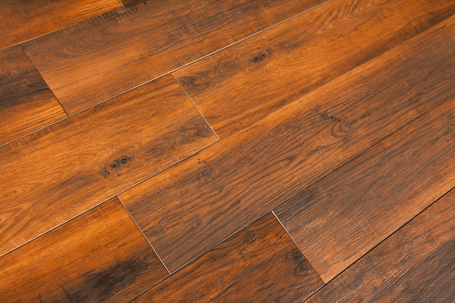 Bb Porcelain Tile Brazilian Cherry Wood Look 7 Quot X 41