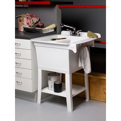 Cashel LLC Cashel Maddox Workstation Fully Loaded Sink Kit Model 151483251 Plumbing Accessories