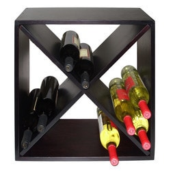 Vinotemp Diamond Bin Wine Rack (24 Bottles) Model 151721761 Kitchen Accessories
