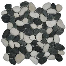 CNK Tile Pebble Tiles Model 150723081 Kitchen Stone Mosaics