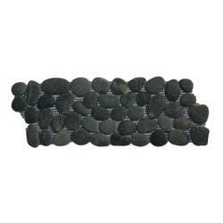 CNK Tile Pebble Tiles Model 151184341 Kitchen Stone Mosaics