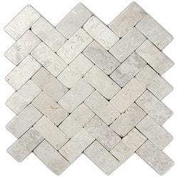 CNK Tile Pebble Tiles Model 151184861 Kitchen Stone Mosaics